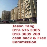 Apartment For Auction at Solok Kelicap, Bayan Lepas