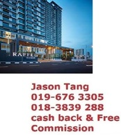 Property for Auction at Raffles Tower