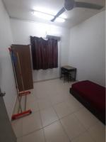 Apartment Room for Rent at Mutiara Residence, Seri Kembangan