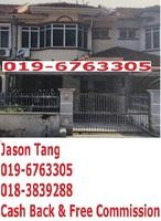 Property for Auction at Taman Flora Utama
