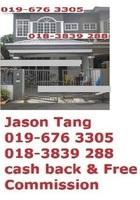 Property for Auction at Taman Tangkak Emas