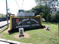 Apartment For Auction at Teratai Apartment, Taman Bunga Raya