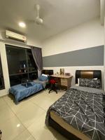 Condo Room for Rent at Paramount Utropolis, Shah Alam