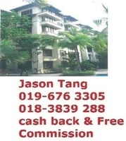 Apartment For Auction at Riana Green, Tropicana