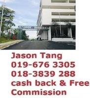 Apartment For Auction at Tiara Imperio, Kajang