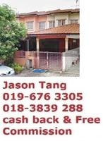 Property for Auction at Taman Sungai Jati Permai