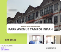 Property for Sale at Park Avenue (Tampoi Indah)
