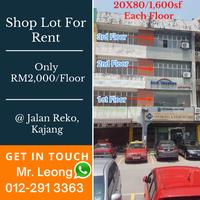 Property for Rent at Taman Jelita