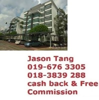 Property for Auction at Pangsapuri Sutera (The Seed)
