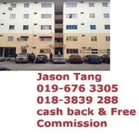 Property for Auction at Taman Tampoi Utama Flat