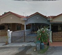 Property for Auction at Taman Permatang Pasir 2