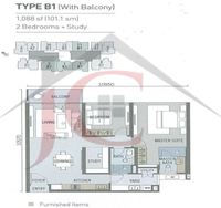 Property for Sale at Bora Residences