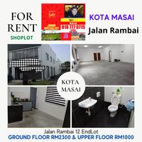 Property for Rent at Taman Kota Masai