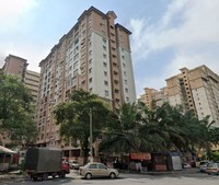 Property for Auction at Tulin Apartment