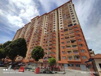 Property for Auction at Sri Cempaka Apartment