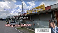 Property for Sale at Seri Purnama Industrial Park