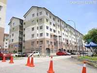 Property for Auction at Pangsapuri Taman Kelisa Ria
