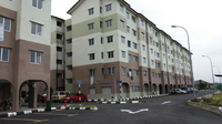 Property for Sale at Pangsapuri Taman Kelisa Ria