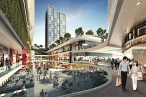New Launch Property at D'Sara Sentral