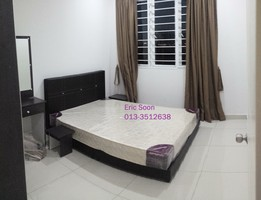 Condo Room for Rent at The Regina, USJ