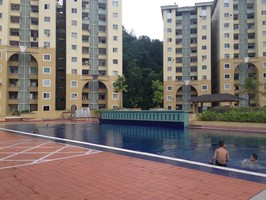 Property for Rent at Ketumbar Heights