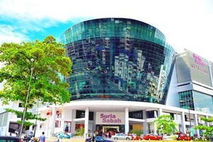 Property for Rent at Suria Sabah Shopping Mall