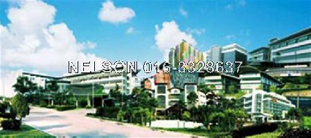 Property for Rent at CBD Perdana 1